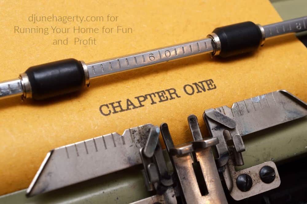 Writing –A Hobby for Fun and Profit