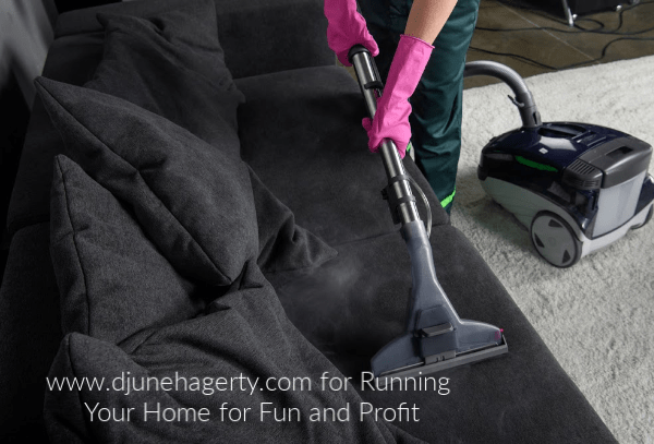 how to deep clean a sofa